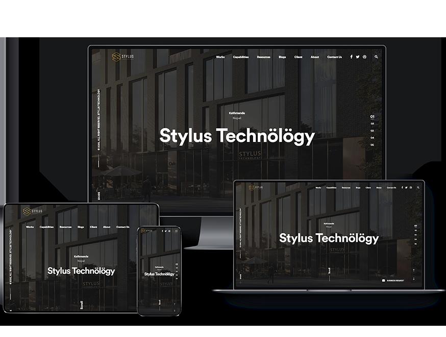 Stylus Website presentation